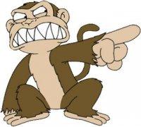 Evil Monkey Weight Loss Sabotage