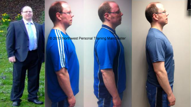 Frank Manchester Personal Training Success Story