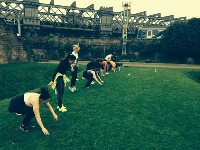 Boot Camp Manchester City Centre